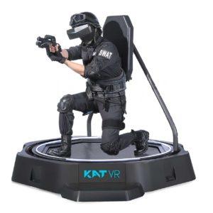 Kat walk VR - Monde Virtuel