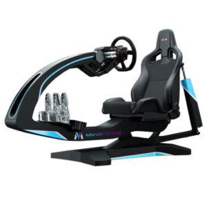 Simulateur VR - VRracing